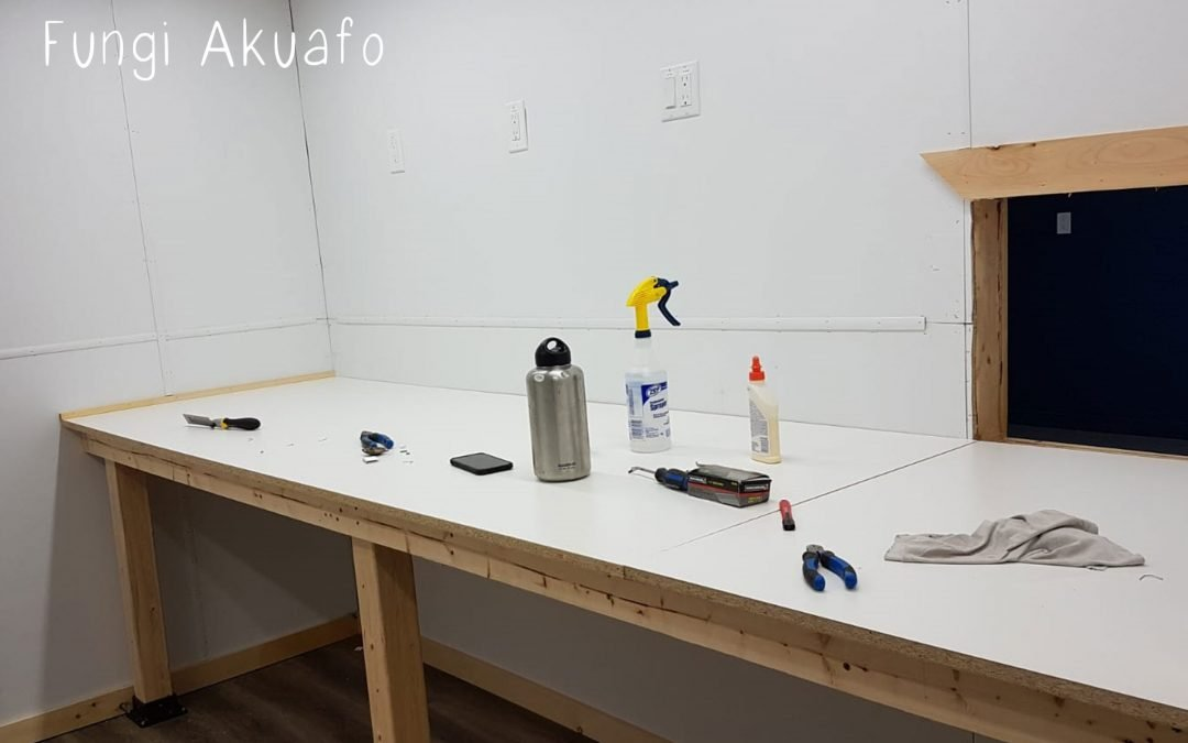 The new lab